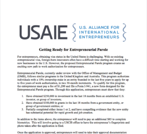 Resources – USAIE
